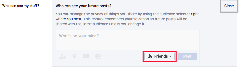 "Help Myself - Facebook Privacy Review4"" ""height="